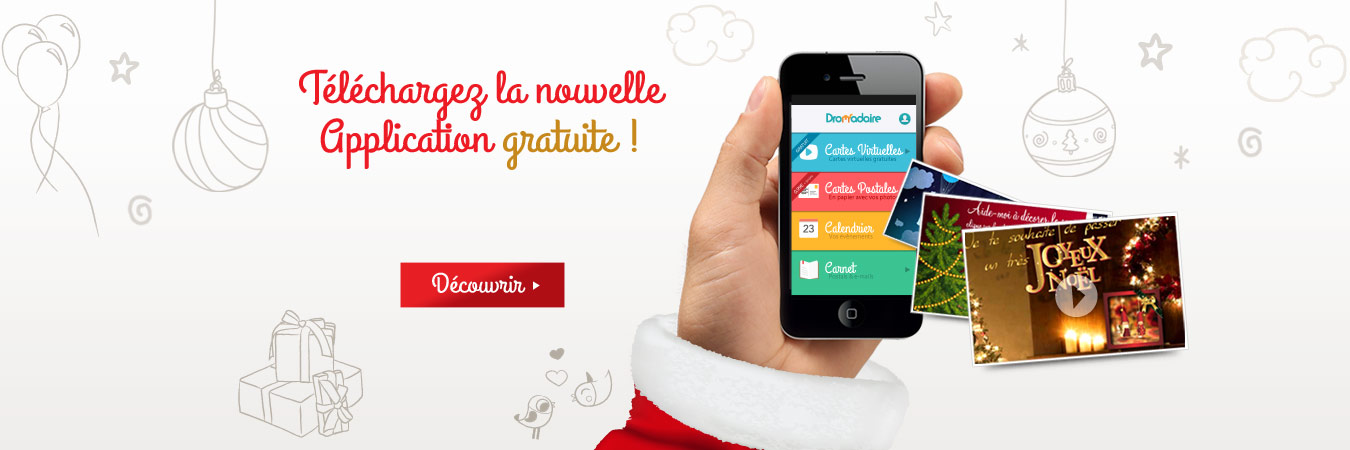 L'application Dromadaire sur mobile